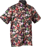 Louisiana Cajun Aloha Shirt