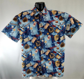 Sports Hawaiian Shirts
