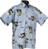 Bass clothing and Freshwater Hawaiian shirts and Aloha Shirts