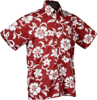 Tropical Hawaiian  Aloha Shirts