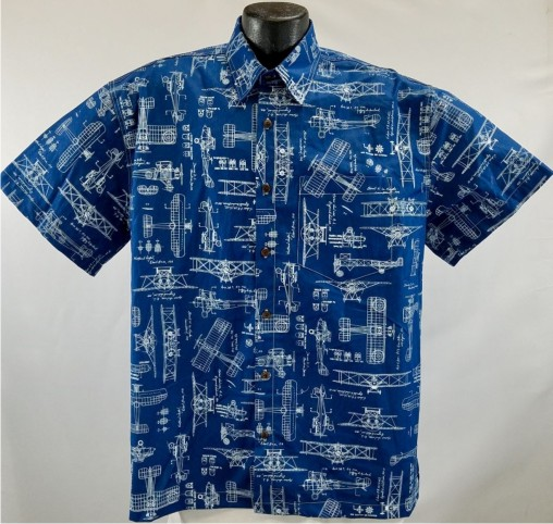 Airplane Hawaiian Shirt