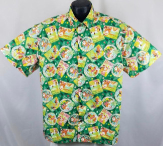 Aloha Christmas Hawaiian shirt