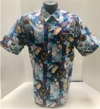 Baseball Hawaiian Shirt
