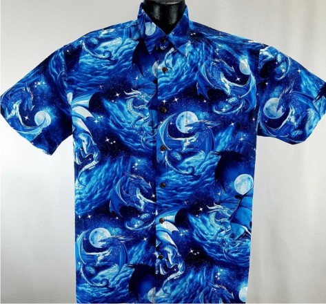 Dragon Hawaiian Shirt