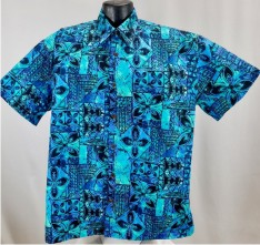 Hawaiian Tapa Hawaiian shirt