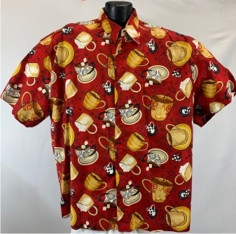 Specialty Coffee Hawaiian shirt