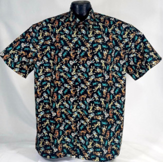 Kokopellis Hawaiian Buttondown Shirt