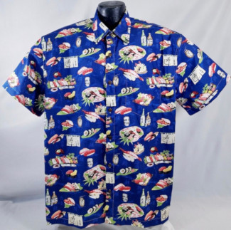 Sushi Hawaiian Shirt