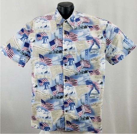 American Flag and Patriotic flag shirt