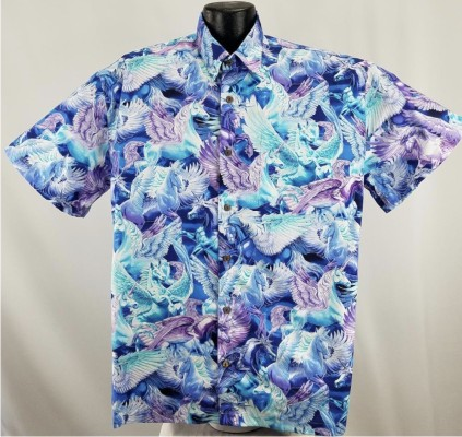 Unicorn Hawaiian Shirt