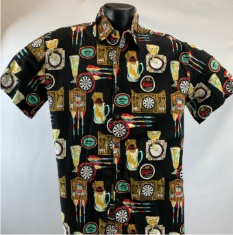 Darts Hawaiian Shirt