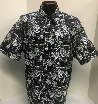 Sailing Hawaiian Shirt
