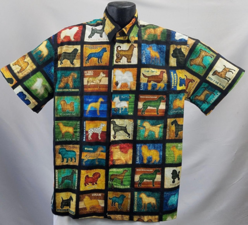 Dogs Hawaiian Shirt