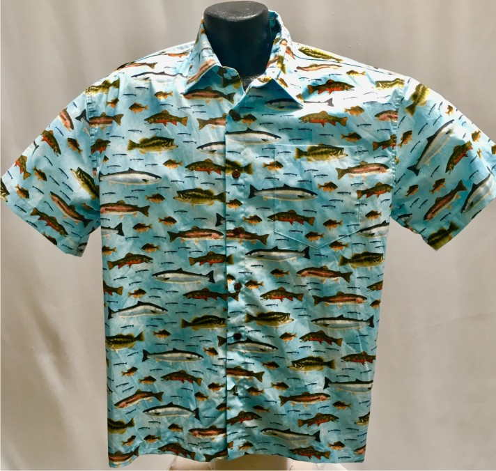 Freshwater Fishing Shirt