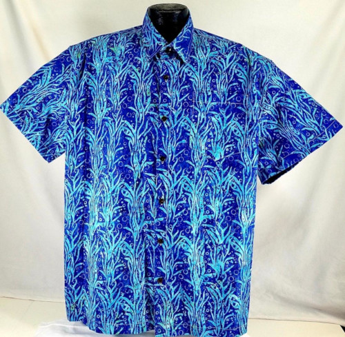 Ocean Kelp Hawaiian Shirt