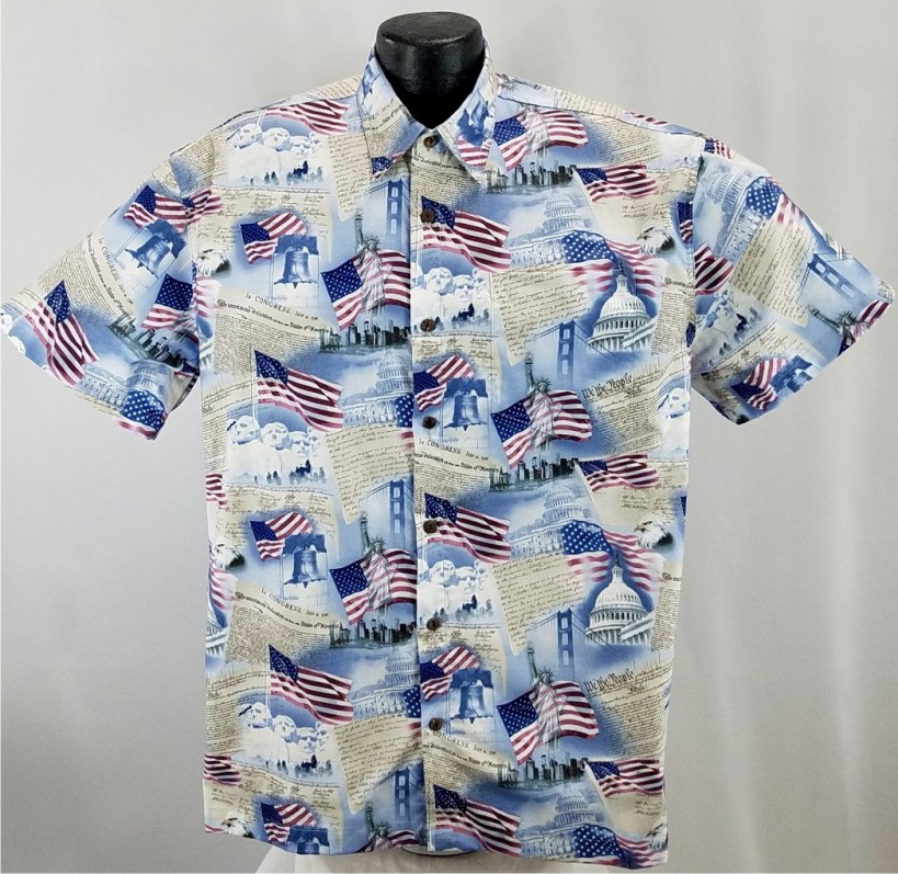 8fa3c9cc Constitution. American Flag and Patriotic flag shirt